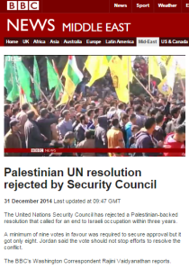 UNSC filmed 31 12