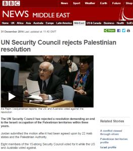 UNSC written