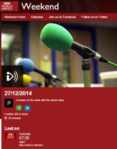 BBC WS 'Weekend' presenter Paul Henley erases hundreds of terror attacks in 34 words