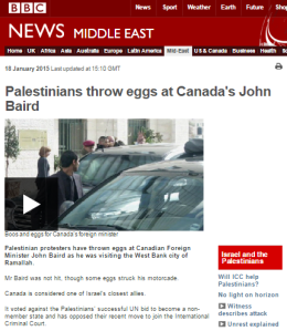 BBC News shoehorns apartheid trope into supposed news story