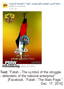 BBC ignores Fatah's anniversary incitement