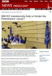 BBC amends ICC Q&A following reader complaint