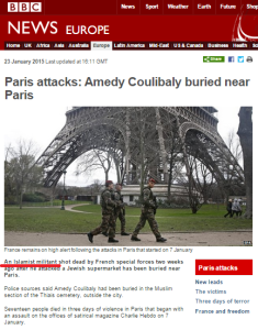 BBC double standards on terrorism surface yet again
