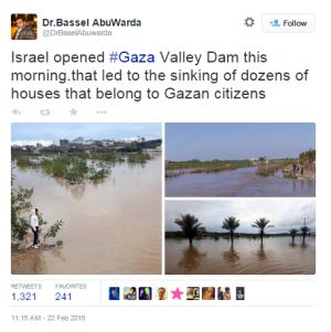 BBC contributors on the 'flood libel' bandwagon