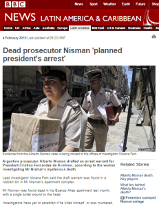 Superficial BBC reporting on Iranian involvement in AMIA attack