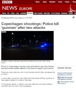 BBC's Copenhagen correspondent reframes the Danish cartoons story