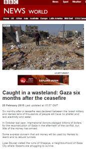 Doucet filmed Gaza 2