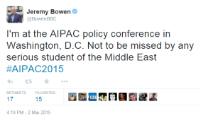 BBC's big Bibi binge lacks substance on P5+1 deal and Congress speech