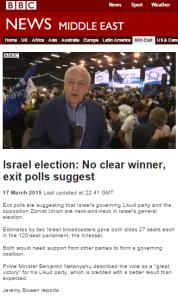 Bowen filmed 17 3 exit polls