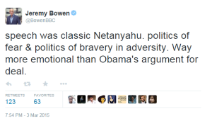 Bowen tweets speech 4