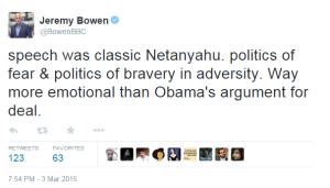 Bowen tweets speech 4