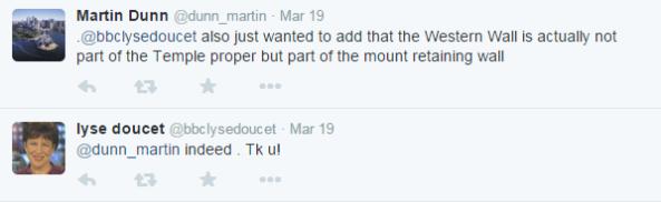 Doucet filmed 18 3 tweet 2