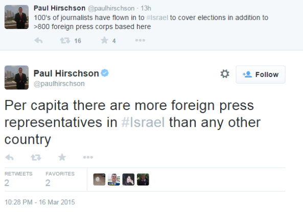 Hirschson jlists tweet 1