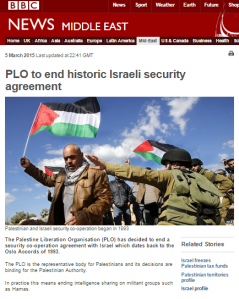 PLO security coordination
