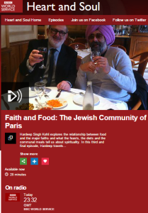 BBC WS 'Heart and Soul' claims Israel causes antisemitism in Europe