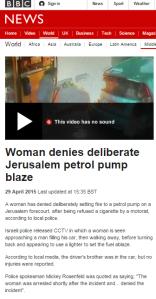 petrol station story