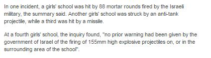BBC amends inaccurate claim on Gaza mortar fire
