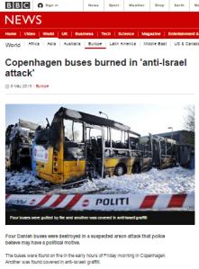 Copenhagen buses art