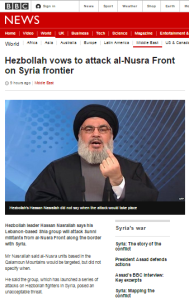 BBC News again amplifies unchallenged Hizballah spin