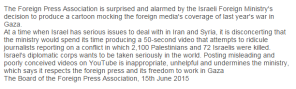 FPA statement MFA vid