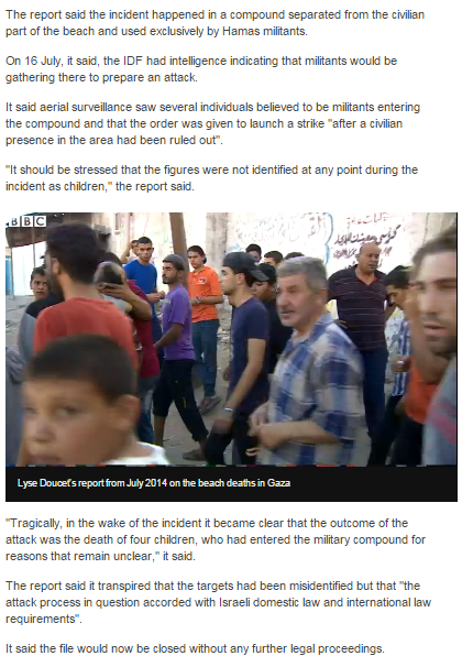 BBC News passes up on the chance to correct Gaza misinformation