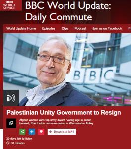 BBC WS's Dan Damon turns domestic Palestinian story into anti-Israel propaganda fest