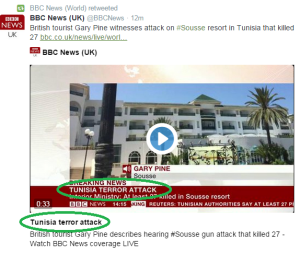 The BBC, terrorism and 'consistency'