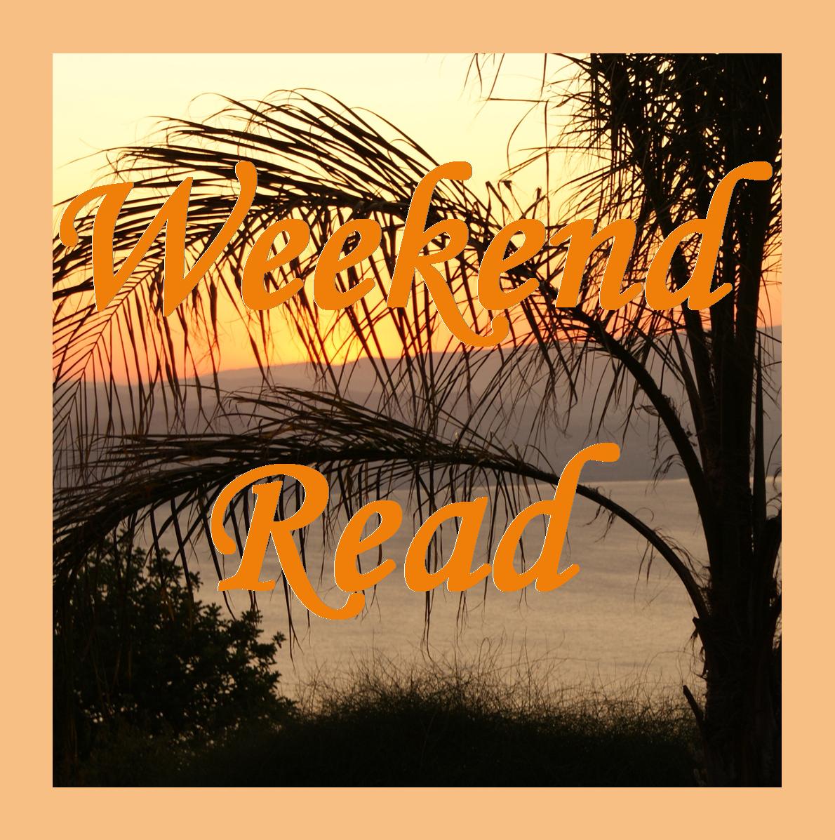 Weekend long read
