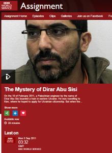 Assignment Abu Sisi 2011