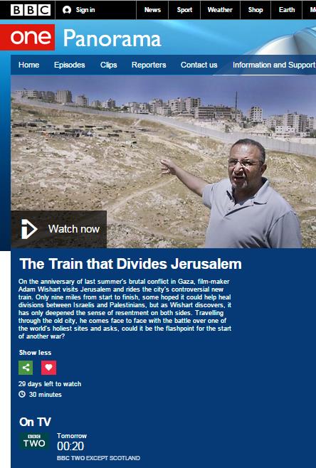 Panorama'   BBC Watch