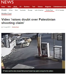 Amended headline
