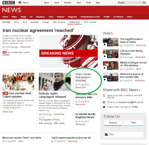 BBC News amplifies political NGO in inaccurately headlined report