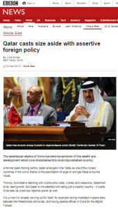 Looking back at the sourcing behind BBC reports on Qatar – part two