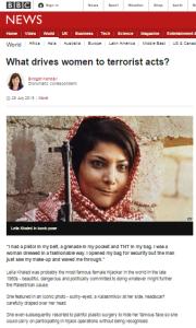 R4 Women of Terror written
