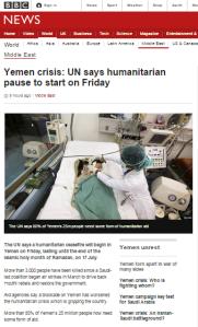Yemen report