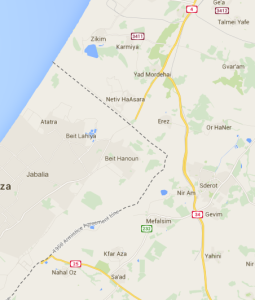 BBC News erases context in mention of Gaza fence incident