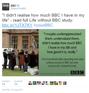 Deprivation study tweet 3