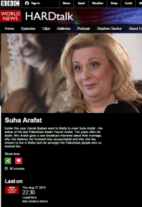 Hardtalk Arafat repeat