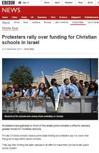 Christian schools story