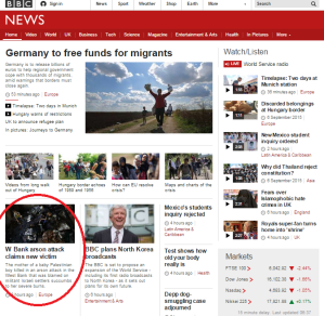 More stereotyping of half a million Israelis from the BBC