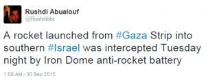 missile 29 9 tweet Rushdi