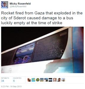 Pic missile Sderot 18 9
