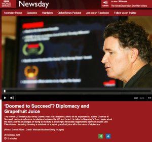BBC WS 'Newsday' passes up opportunity to inform on Palestinian politics