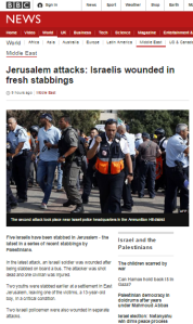 BBC portrayal of Pisgat Ze'ev terror attack focuses on politicised geography