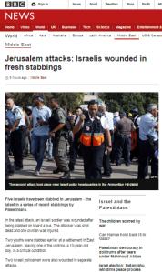 Pisgat Zeev attacks report