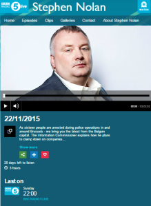 BBC Radio 5 live phone-in misleads listeners on Zionism