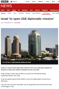 BBC News misleads audiences on Arab-Israeli conflict