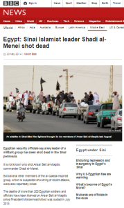 Where do ISIS related indictments make BBC news – and where not?