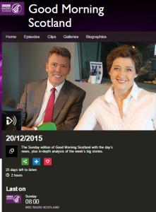 BBC Scotland audio 2