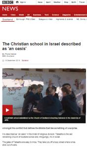 BBC Scotland written
